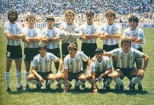 Argentina – World Cup 1986 Mexico
