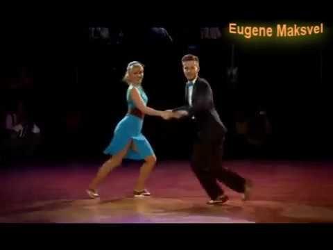 BAND ODESSA Синий иней. Красивый танец.