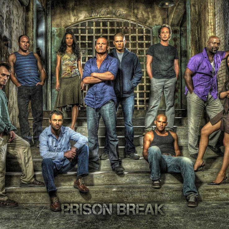 Prison Break | iPhone Shockwave Wallpapers