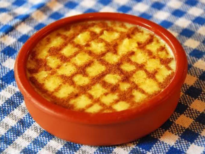 Receita Outro : Arroz doce - quadrilha gastronômica - viva são joão de EU MULHER