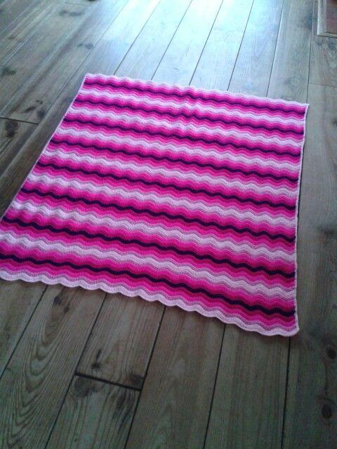 Ripple deken