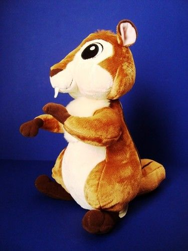 Disney Enchanted - Gissell's Friend Pip the Chipmunk 12 ... - photo#43