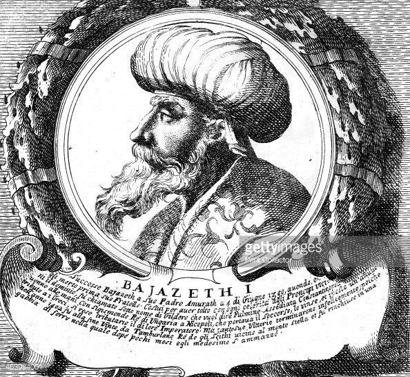 Bayezid I - Sultan of the Ottoman Empire