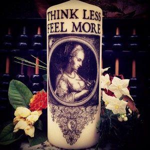 CANDLE - THINK LESS www.coreterno.com