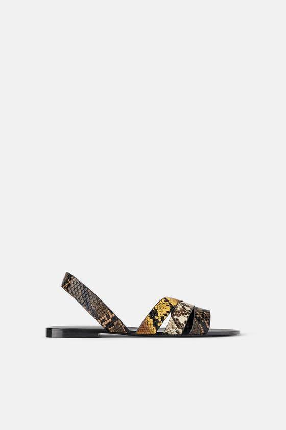 Zapatos De Mujer Y Calzado Nueva Coleccion Online Zara Espana