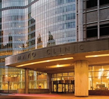 Mayo Clinic, Summer Nursing Internship :)