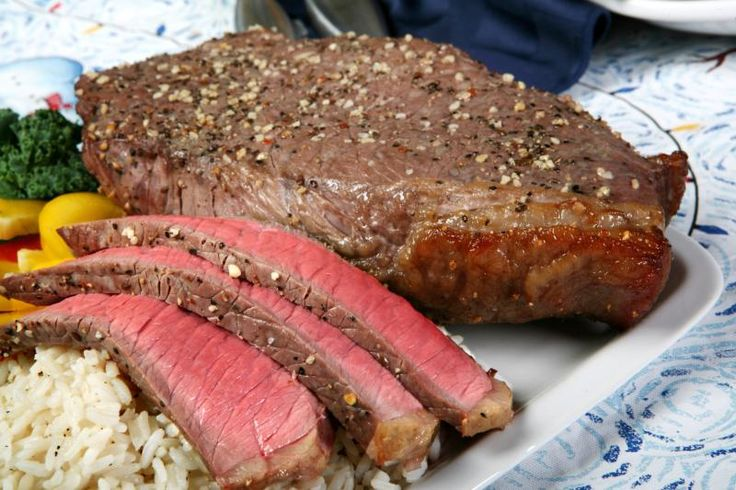 The Best Ways To Cook A London Broil Roast So That It Is