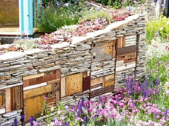 10 eco-friendly insect habitats | Greendiary : Greendiary – Let's go green and save the environment for a sustainable future http://www.greendiary.com/10-eco-friendly-insect-habitats.html#