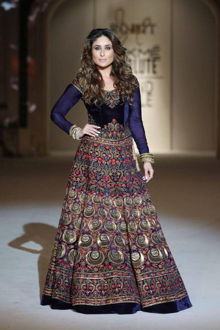 Bollywood, Tollywood & Más: Kareena Lakme fashion week 2016
