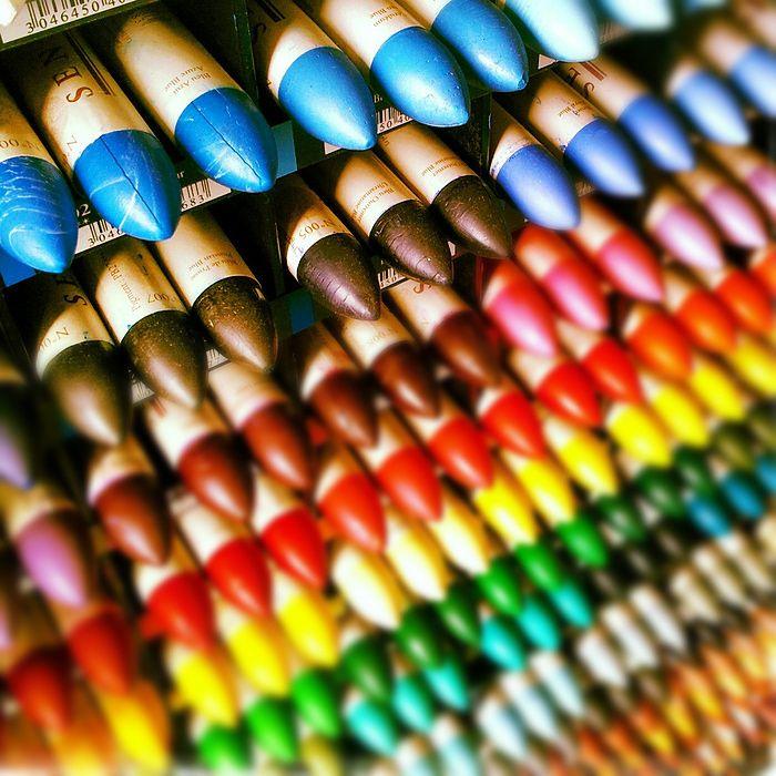 Sennelier - les couleurs des impressionnistes