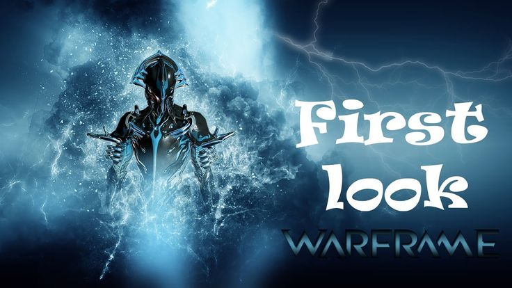 Warframe Firstlook And First Quest