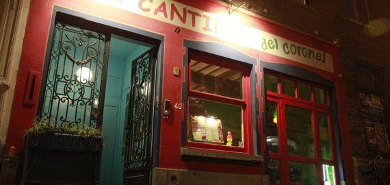 La Cantina del Coronel Muntstraat 12 3000 Leuven