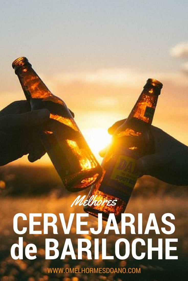 Bariloche, na Patagônia Argentina, é conhecida pelas lindas paisagens, as estações de esqui e pelos deliciosos chocolates. Mas as cervejarias artesanais estão tomando conta dessa região e mostrando que são uma ótima pedida, combinando perfeitamente com o clima e a linda paisagem da região.