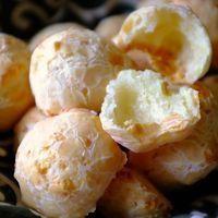 Pão de queijo (pan de queso brasileño) receta por Flora Refosco | CookMap.com