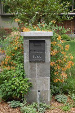 Best 25 Brick mailbox ideas on Pinterest Mailbox designs Easy