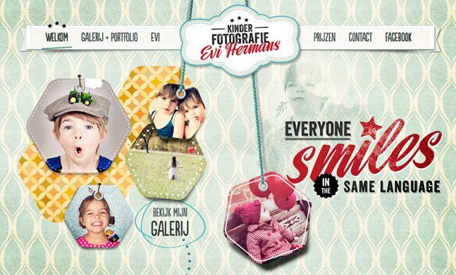 Photography Evi Hermans  by Weblounge  http://www.cssdesignawards.com/css-web-design-award-winner.php?id=15813