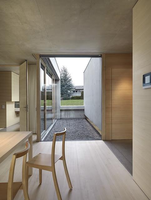 Adventurous Design Quest: Germann House by marte.marte Architekten