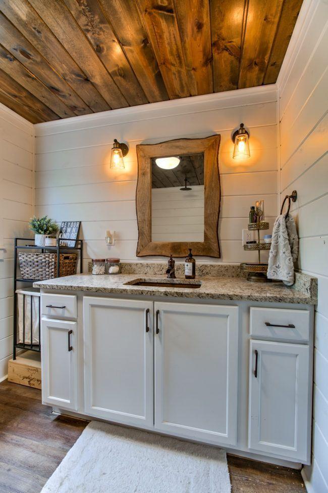 We Re Moving Full Home Tour In 2020 Granite Bathroom Modern