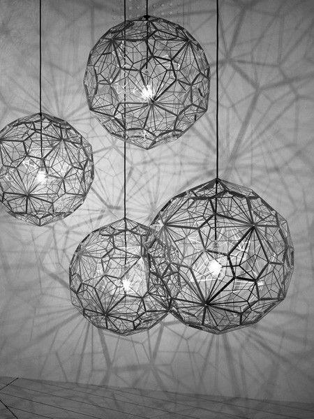 Tom Dixon Etch Web pendellampe