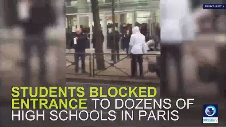 WATCH: French police beat up young black man during anti-police brutality protests in Paris