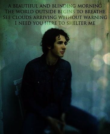 Joshy!  I needed you here, I called out your name and you came to help guide me!!!  God Bless You Josh Groban from all who LOVE you!