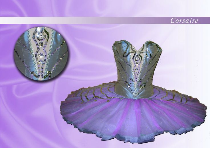 Ballet Costume for Corsaire