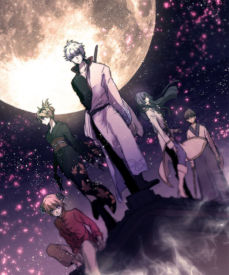 1000+ Images About Gintama On Pinterest