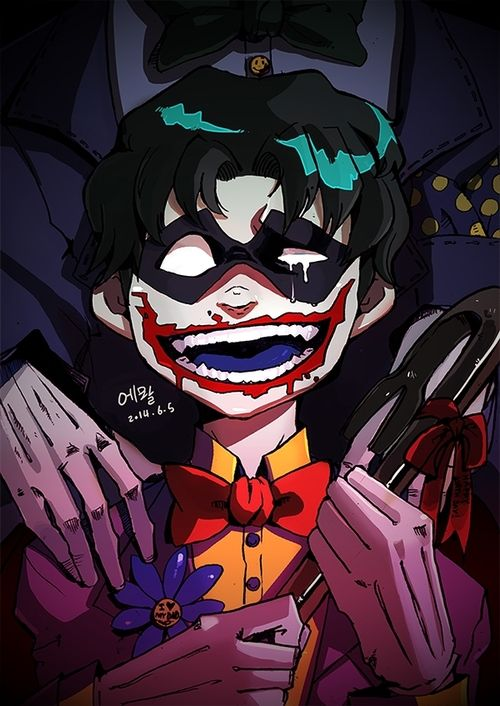 Tim Drake. I watched this when I was 10. I cried because of what Joker did to him