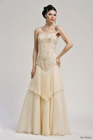 Awesome Sue Wong Wedding Gown Gallery