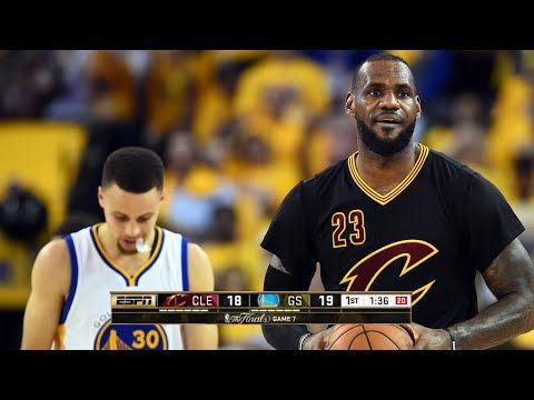 LeBron James Postgame Interview #2 | Cavaliers vs Warriors - Game 7 | June 19, 2016 | NBA Finals - YouTube