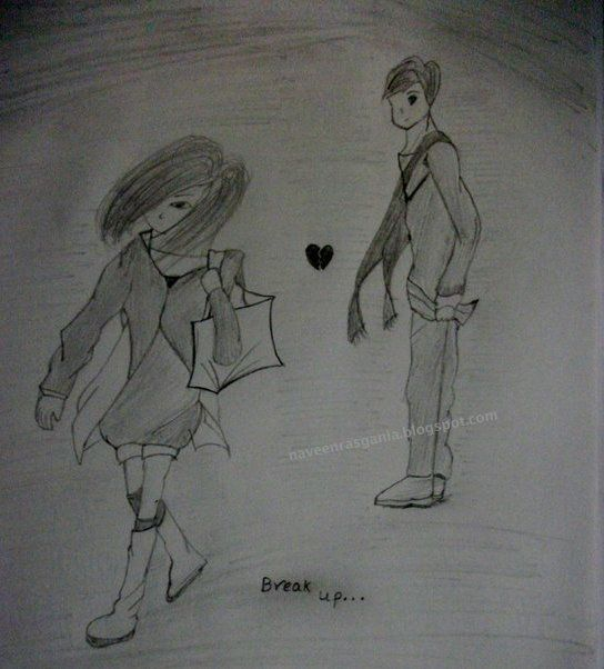 Breakup Sketch Images - Google Search   Breakup   Pinterest   Breakup Sketches And Search