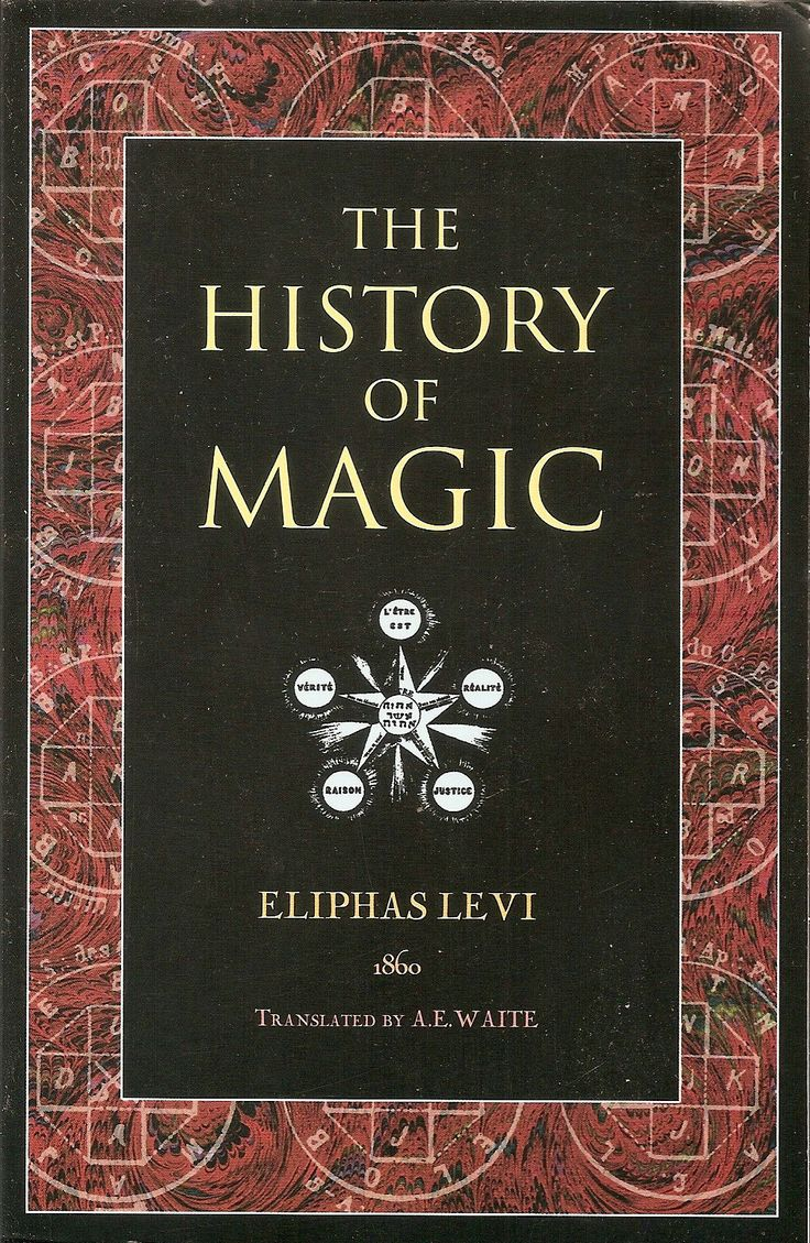 219 best oddities images on pinterest book books and magick history of magic eliphas levi fandeluxe Gallery