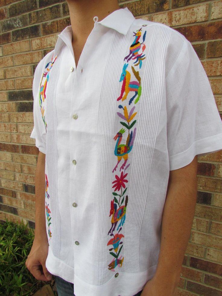 Men's shirt for a fiesta wedding
