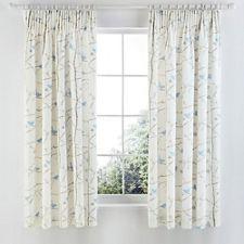 bluezoo Scribble sketchy animal curtains   Debenhams