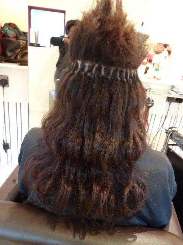 587 best hair extensions images on pinterest wig 100 human hair micro bead hair extensions hairextensions virginhair humanhair remyhair http pmusecretfo Gallery
