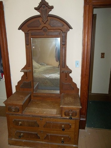 Lovely Eastlake Dresser. Victorian RoomsVictorian FurnitureVictorian ...