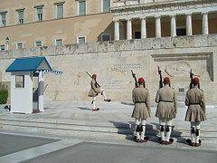 Protector, Cambio De Guardia, Grecia