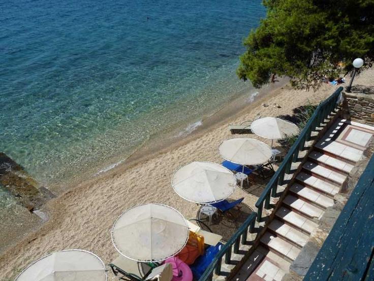 Elia beach, Sithonia.