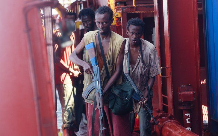Pin for Later: MTV Movie Awards Breakdown: See What Each Movie Is Nominated For Captain Phillips One nomination total:  Best villain, Barkhad Abdi