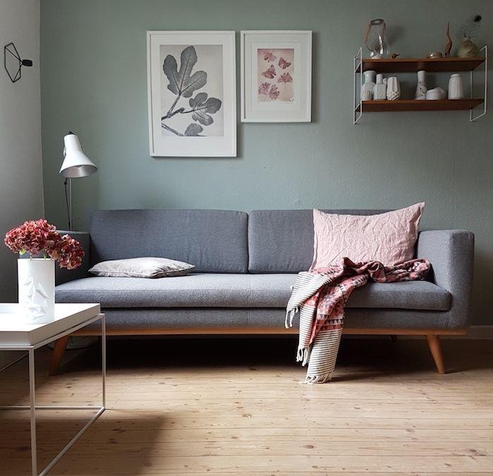 1001 Idees Deco Charmantes Pour Adopter La Nuance Vert