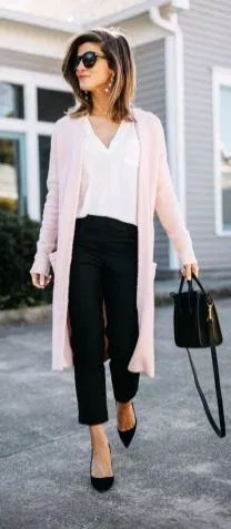 50+ Cardigan Outfits For Work Ideas 24