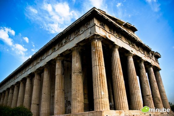 19) Athens, Greece: The Acropolis has a top spot on many bucket lists, but the city's sunny streets, flower-lined squares, and incredible museums makes Athens much more than just ancient ruins. (Photo by Gianfranco Perlongo)