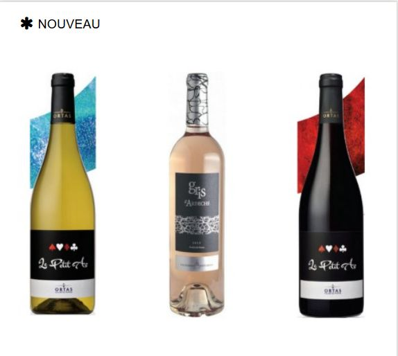 Pack #DECOUVERTE de http://happy-wines.com ! #rosé #rouge #blanc #vin #Exclusivité #Foireauxvins #TRANSPORTGRATUIT #rhone #provence