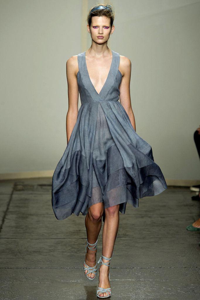Donna Karan: 2013 Rtw, Spring2013, 2013 Ready To Wear, Fashion Week, Dress, Givenchy, Karan Spring, Spring 2013, Donnakaran
