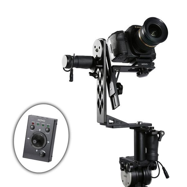 Light Stand Gimbal: 16 Best Remote Control Video Tripod Head Images On