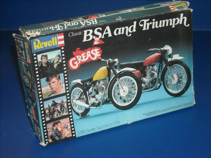 Vintage Motorcycle Kits 120