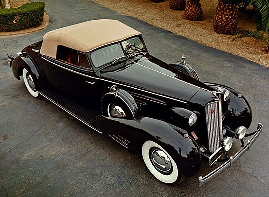 The ten Most Beautiful cars of the 1930s - THE H.A.M.B.