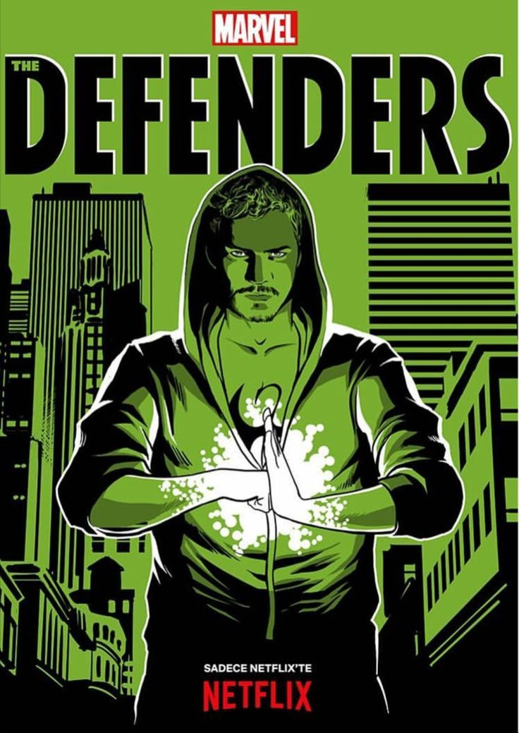 The Defenders - Iron Fist