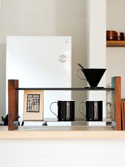 楽天市場 送料無料 キッチン雑貨 Drip Stand ドリップスタンド 1個単品 Square Plus ドリップスタンド ドリップ キッチン