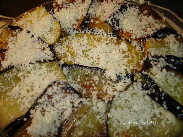 Σουφλέ με πένες & μελιτζάνες / Cooking(&)Art